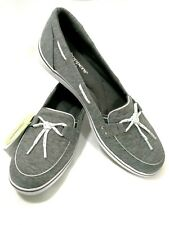 Grasshopper Shoes EF55952 Windham Grey Womens Size 8M - New in box