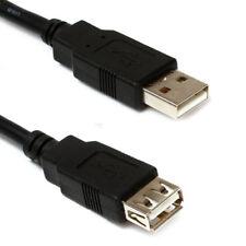 10 METER KABEL USB2.0 VERLÄNGERUNG A STECKER AUF A BUCHSE | USB-KABEL 10m USB 2