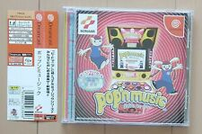 Pop'nmusic for Sega Dreamcast from Japan
