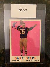 1959 Topps Football #23 BART STARR..........EX-MT