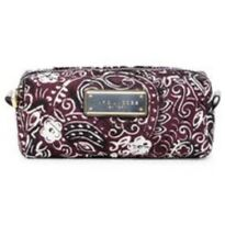 BNWTS Marc Jacobs Quilted Paisley Narrow Cosmetic Case