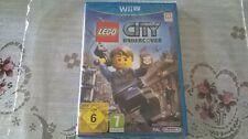 LEGO City Undercover wiiu usado presenta señales de uso, version internacional