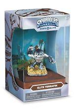 NIB Terrafin Skylanders Eon's Elite Universal Character Figure Trap Team