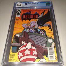 Batman Adventures # 20 CGC 8.5 (VF+ 1994 ) White Pages - Excellent Slab