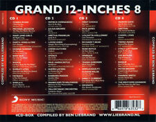 Ben Liebrand	Grand 12-Inches Volume 8- 4 CD	Box		2010 41 Versions MAXI DANCE