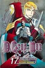 D.Gray-man, Vol. 17 ' Hoshino, Katsura manga in english,