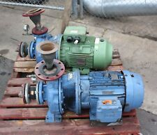 REGENT PUMPS 40/26 40-225-T21B CENTRIFUGAL Process Pump with 15KW 3 phase Motor