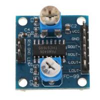 PAM8406 MCU8406 Digital Class D Power Amplifier Stereo Audio Development Board S
