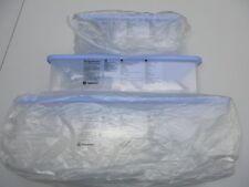 Tupperware FridgeSmart  Medium ,  Large & Medium Long Lot NEW / unused