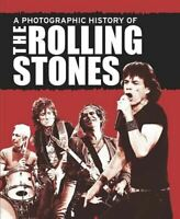A Photographic History of the Rolling Stones, , Like New, Hardcover