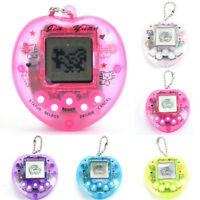 90's Nostalgic 168 Pets in One Virtual Cyber Pet Toy Funny Tamagotchi Retro Toys