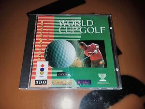 ## 3DO - World Cup Golf - Top##