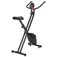 HOMCOM Cyclette da Allenamento Professionale Pieghevole con Display Casa 41 × 86