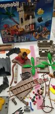 Playmobil 5782 Pirates Hideout Toy Set. Incomplete. Minifigure Sword Accessories
