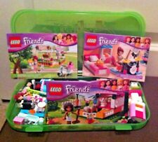 LEGO Friends LOT of THREE Sets - 41027/ 3938/ 3939 - Including Friends Lego Case