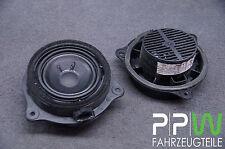 SET Original Audi A6 S6 4F C6 TT 8J Mittelton Lautsprecher vorne 4F0035411E BOSE
