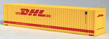 N 45 Ft Corrugated Container DHL Transport (Yellow) (01) (4-44111)