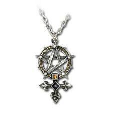 Alchemy Gothic Anhänger Masonic Venus Gothic Schmuck