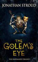 Golem's Eye (Bartimaeus Trilogy), Stroud, Jonathan, Very Good Book
