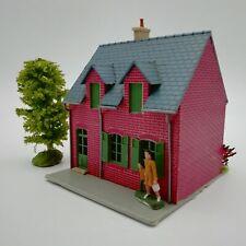 Jouef HO petite maison en briques
