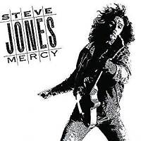 Steve Jones - Mercy - Remastered (NEW CD)