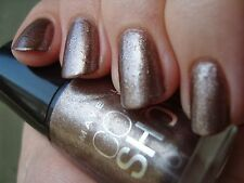 NEW! Maybelline Color Show Nail Polish in DUST OF BRONZE ~ Soft, taupey metallic