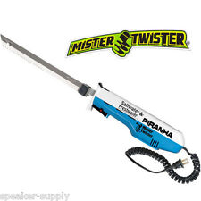 Mister Twister Electric Piranha Fillet Knife Saltwater Heavy Duty Corded MT-1208