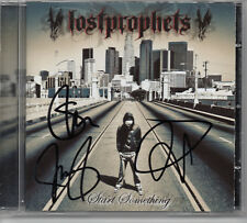 THE LOST PROPHETS - Multi Signed CD - Start Something - MUSIC