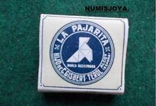 Papel de fumar en estuche marca LA PAJARITA. Nuevo a estrenar. ALCOY.