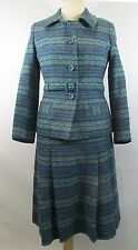 Wool 2 Piece Skirt Plus Size Suits & Tailoring for Women