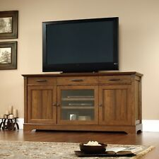 NEW Washington Cherry TV Stand for TVs up to 70""