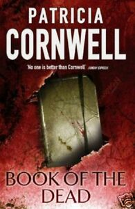 BOOK OF THE DEAD By Patricia Cornwell HB Book free P&P