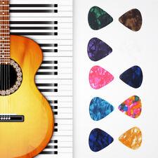 20pcs Guitare Médiators Electrique Acoustique Guitar Picks Plectrums 3 Tailles