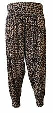 New Womens Ladies Ali Baba Harem Hareem Full Length Trousers Pants Printed