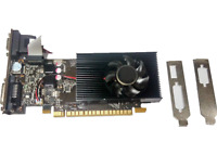 64bit 1GB  GeForce GT730 DDR3 DVI VGA HDMI PCI-E Graphics Card