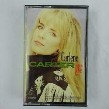 Carlene Carter Cassette I Fell In Love