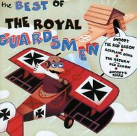 The Royal Guardsmen - Best of [New CD]