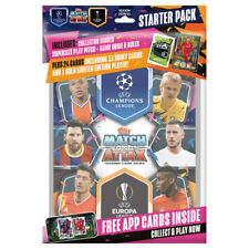2020-21 TOPPS MATCH ATTAX Champions League Album Starter Pack 24 Tarjeta + Firminho