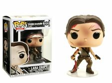 Tomb Raider Lara Croft Pop! Funko games Vinyl Figure n° 333