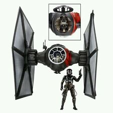 Hasbro Star Wars Episode 7 Black Series Deluxe First Order TIE Fighter w/ Pilot