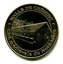 38 CREMIEU Cité médiévale du Nord-Isère, 2013, Monnaie de Paris
