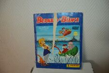 ALBUM  PANINI  BERNARD ET BIANCA  WALT DISNEY VINTAGE JOURNAL DE MICKEY 1987