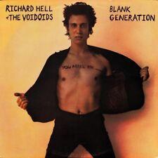 """Richard Hell & The Voidoids """"en blanco generación"""" EE. UU. nuevo Sellado Lp Vinilo"""