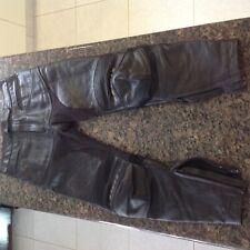 Motorcycle Lewis Leather Pants