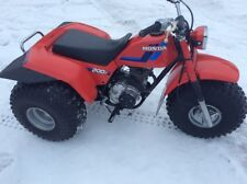 1984 HONDA ATC 200S MINT CONDITION! ONE OWNER! 100% OEM!