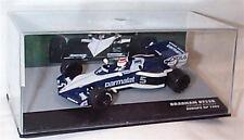 Brabham BT52B Nelson Piquet Europe GP 1983 1-43 Scale New in Case