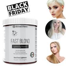 1.1 Pound Tub 9+ Level FAST (10 Minutes) Hair Bleaching Powder Lightener ITALIAN