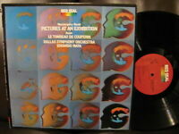 Eduardo Mata Mussorgsky-Ravel Pictures at an exhibition ARC1-4573 NM MINT