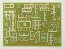 Tube Screamer PCB overdrive for DIY guitar effect pedal