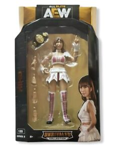 AEW UNRIVALED SERIES 3 RIHO WRESTLING ACTION FIGURE NEW 2021